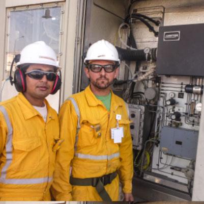 refinery emissions testing